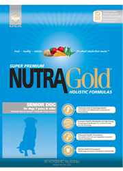 NUTRA GOLD Senior Dog 2x15kg