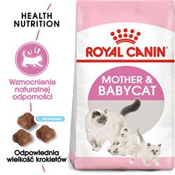 ROYAL CANIN Mother & Babycat 34 4kg