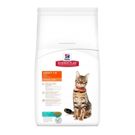 HILL'S Feline Adult Tuna 5kg