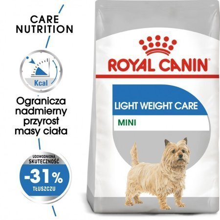 ROYAL CANIN Mini Light Weight Care 4kg