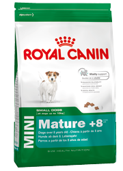 ROYAL CANIN Mini Mature 0,8kg